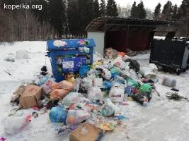 Вывоз мусора из песёлка Лесхоз