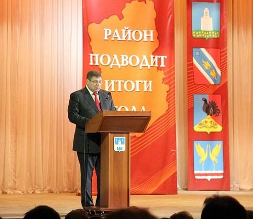 Большой зал дворца культуры им.Гагарина был заполнен.  17.02 в Сергиевом Посаде состоялось ежегодное районное...