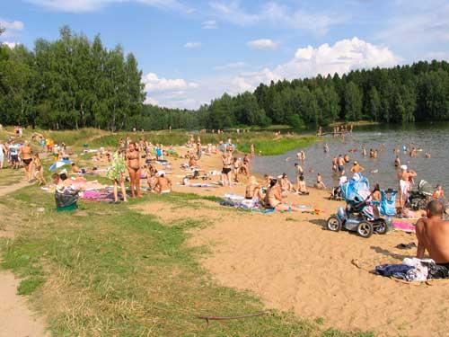 озеро озерецкое сергиево-посадского района рыбалка